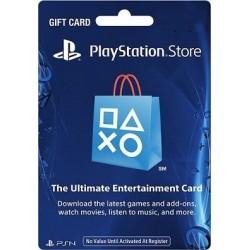 PlayStation Network Card (US)